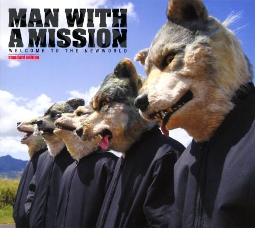 【中古】WELCOME TO THE NEWWORLD〜standard edition〜/MAN WITH A MISSION