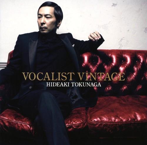 【中古】VOCALIST VINTAGE(初回限定盤B)/徳永英明