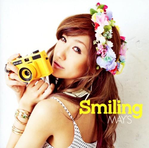 【中古】Smiling(初回限定盤)(DVD付)/MAY'S