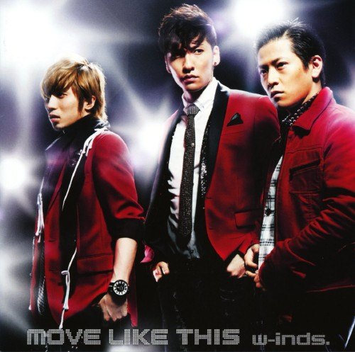 【中古】MOVE LIKE THIS/w−inds.