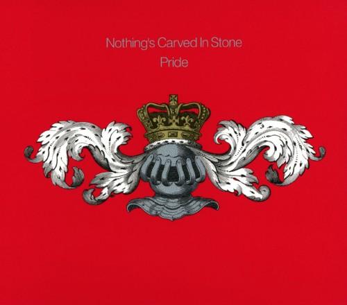 【中古】Pride/Nothing's Carved In Stone