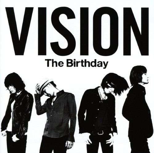 【中古】VISION(初回限定盤)(DVD付)/The Birthday