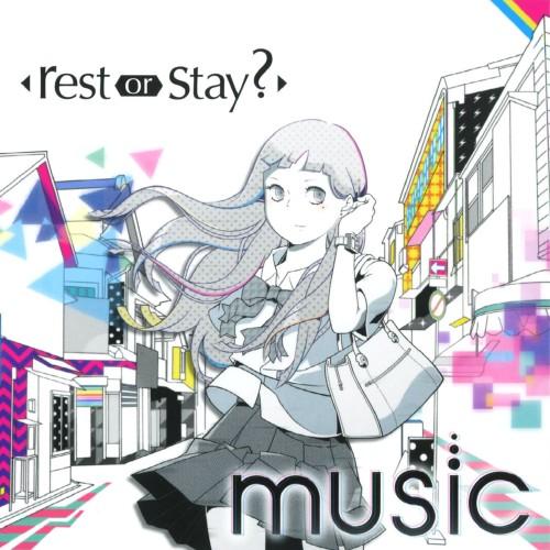 【中古】music/rest or stay?