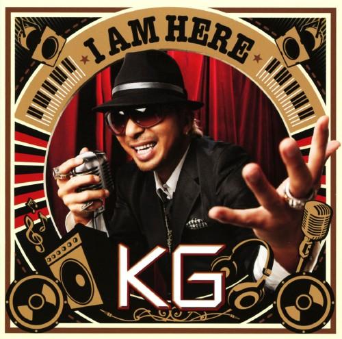 【中古】I AM HERE/KG