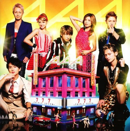 【中古】777−TRIPLE SEVEN−(DVD付)/AAA