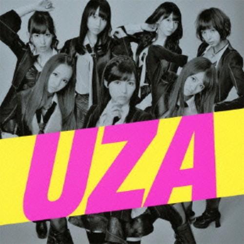 【中古】UZA(初回限定盤)(DVD付)(Type−K)/AKB48