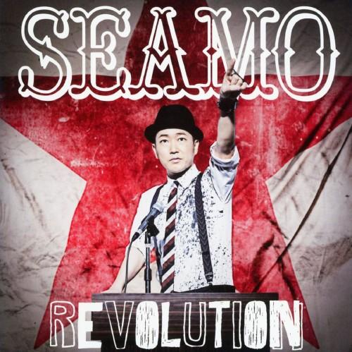 【中古】REVOLUTION(初回限定盤)(DVD付)/SEAMO