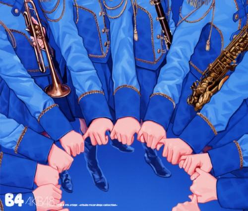 【中古】Team B 4th stage「アイドルの夜明け」〜studio recordings コレクション〜/AKB48 Team B
