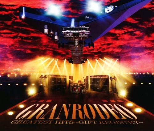 【中古】GRANRODEO GREATEST HITS 〜GIFT REGISTRY〜(2CD+DVD)/GRANRODEO