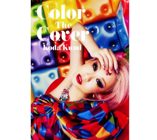 【中古】Color The Cover(DVD付)(A)/倖田來未