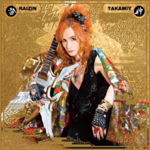 【中古】雷神(初回限定盤A)/Takamiy