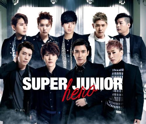 【中古】Hero(2CD+DVD)/SUPER JUNIOR