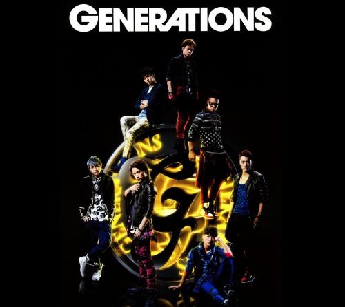 【中古】GENERATIONS(DVD付)/GENERATIONS from EXILE TRIBE