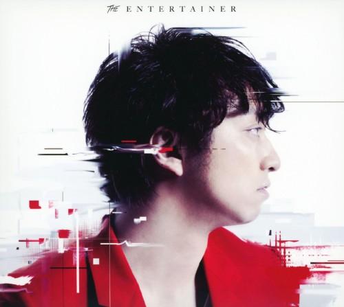 【中古】The Entertainer(DVD付)/三浦大知
