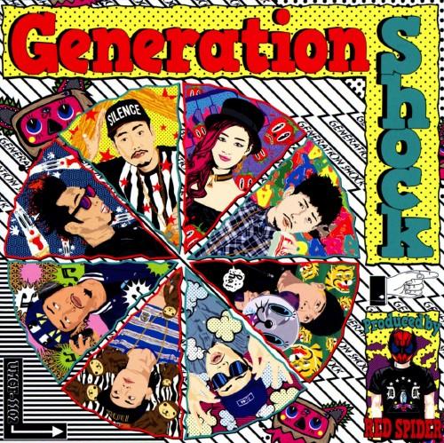 【中古】Generation Shock/RED SPIDER