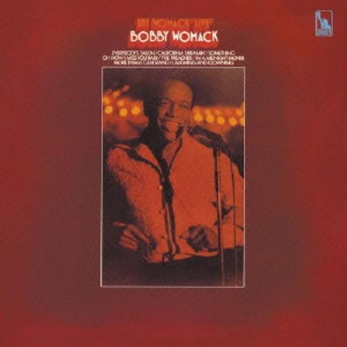 【中古】ボビー・ウーマック・「ライヴ」/ボビー・ウーマック