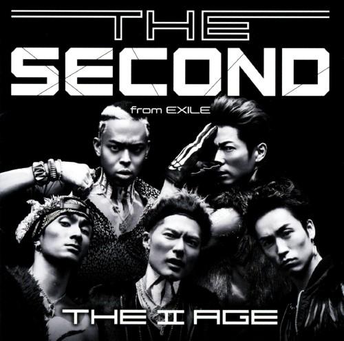 【中古】THE II AGE(DVD付)/THE SECOND from EXILE