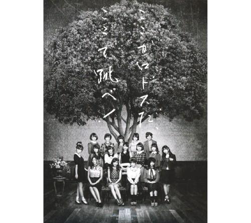 【中古】ここがロドスだ、ここで跳べ!(初回限定盤)(2CD+DVD)/AKB48