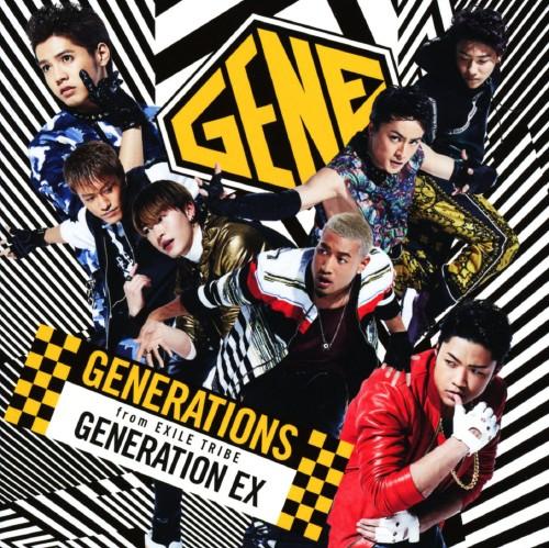 【中古】GENERATION EX/GENERATIONS from EXILE TRIBE