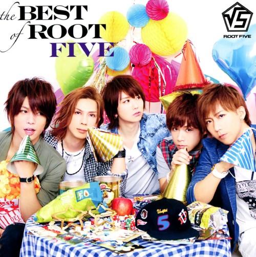 【中古】the BEST of ROOT FIVE/ROOT FIVE