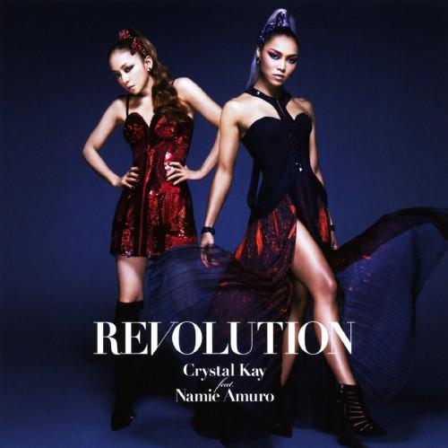 【中古】REVOLUTION/Crystal Kay feat.安室奈美恵