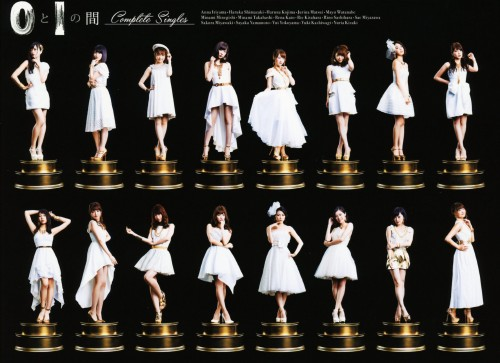 【中古】0と1の間 <Complete Singles>(初回数量限定盤)(3CD+DVD)/AKB48