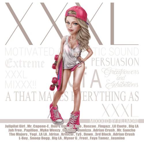 【中古】XXXL MIXXX!! mixxxed by FILLMORE/FILLMORE