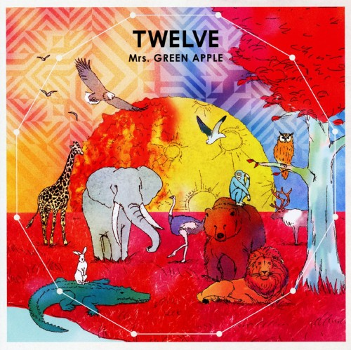 【中古】TWELVE/Mrs.GREEN APPLE