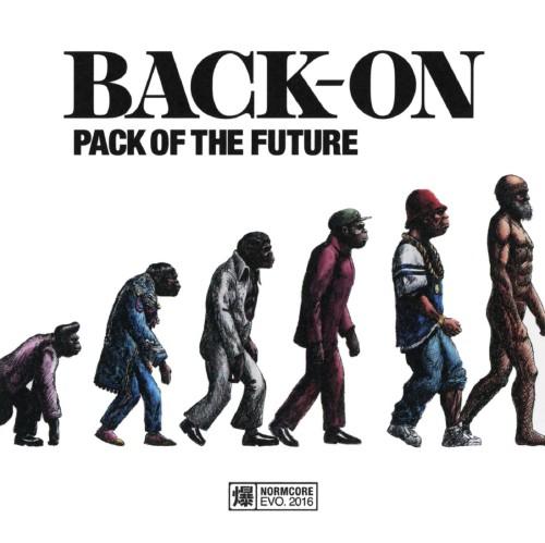【中古】PACK OF THE FUTURE/BACK−ON