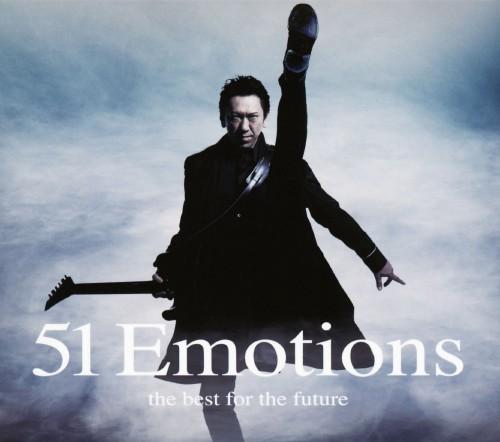 【中古】51 Emotions −the best for the future−(初回限定盤)(3CD+DVD)/布袋寅泰