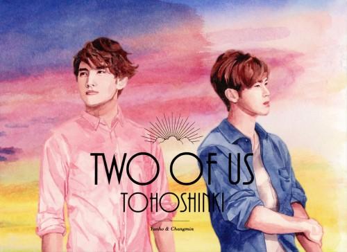 【中古】Two of Us/東方神起