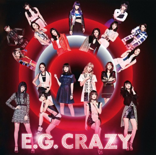 【中古】E.G. CRAZY/E−girls