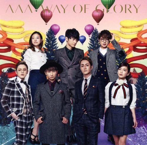 【中古】WAY OF GLORY(DVD付)/AAA