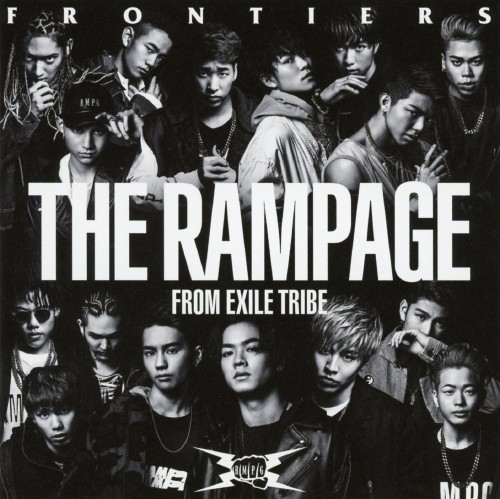 【中古】FRONTIERS/THE RAMPAGE from EXILE TRIBE