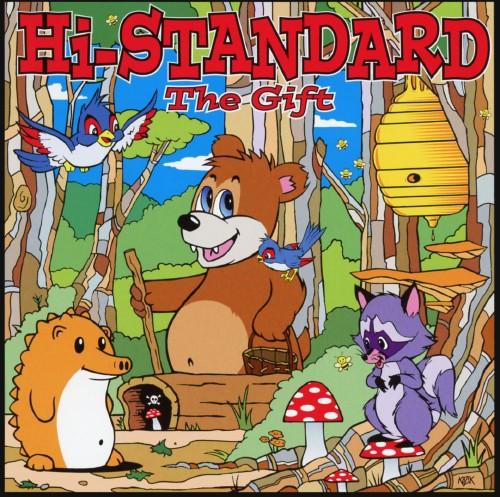 【中古】THE GIFT/Hi−STANDARD