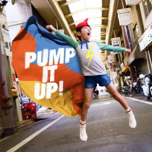 【中古】PUMP IT UP!/THE イナズマ戦隊