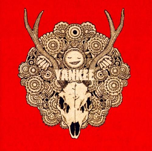 【中古】YANKEE(初回限定盤)(DVD付)/米津玄師