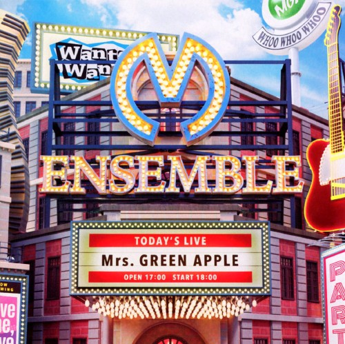 【中古】ENSEMBLE/Mrs.GREEN APPLE