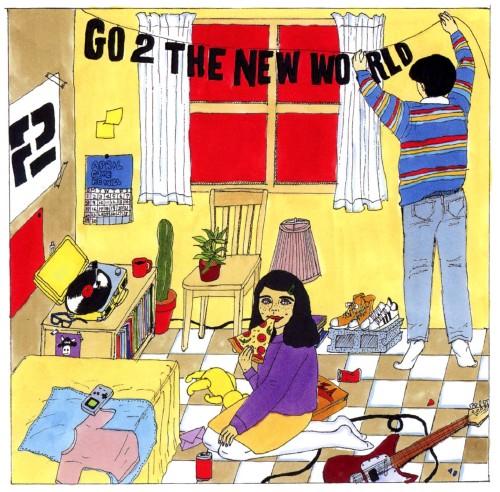 【中古】GO 2 THE NEW WORLD/2
