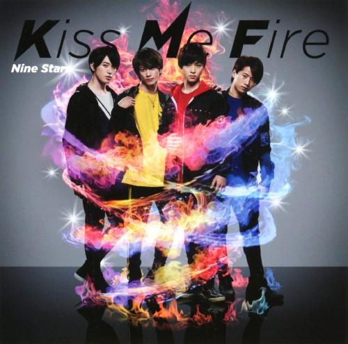 【中古】Kiss Me Fire/九星隊