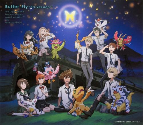 【中古】Butter−Fly〜tri.Version〜/選ばれし子どもたち、 デジモンシンカーズ、宮�ア歩、AiM with 和田光司