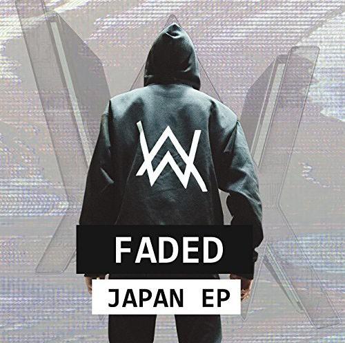 【中古】フェイデッド・ジャパン・EP/アラン・ウォーカー