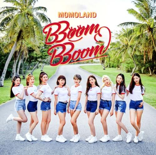 【中古】BBoom BBoom/MOMOLAND