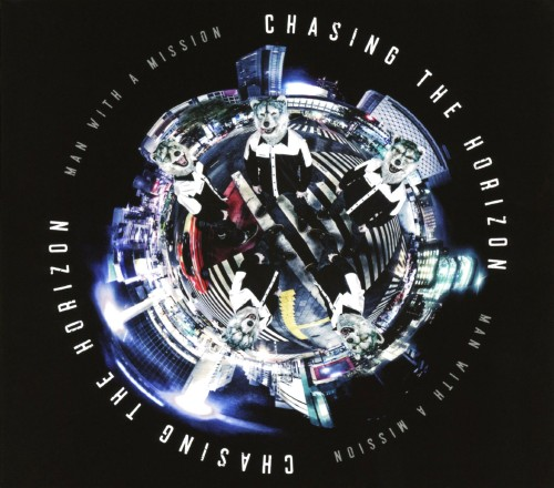 【中古】Chasing the Horizon(初回生産限定盤)(DVD付)/MAN WITH A MISSION