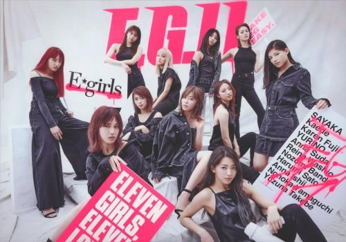 【中古】E.G.11(初回生産限定盤)(2CD+2DVD)/E−girls