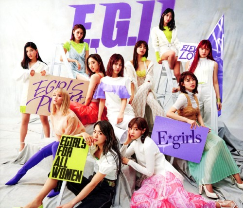 【中古】E.G.11(2CD+DVD)/E−girls