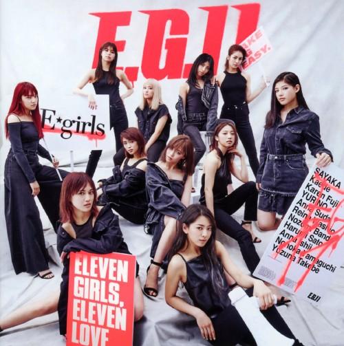 【中古】E.G.11/E−girls
