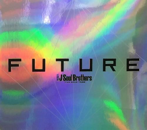 【中古】FUTURE(3CD+4ブルーレイ)/三代目 J Soul Brothers from EXILE TRIBE