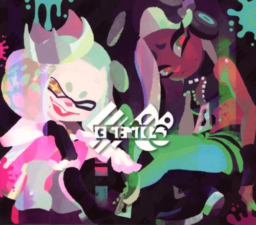 【中古】SPLATOON2 ORIGINAL SOUNDTRACK −Octotune−(初回生産限定盤)(2CD+ブルーレイ)/ゲームミュージック