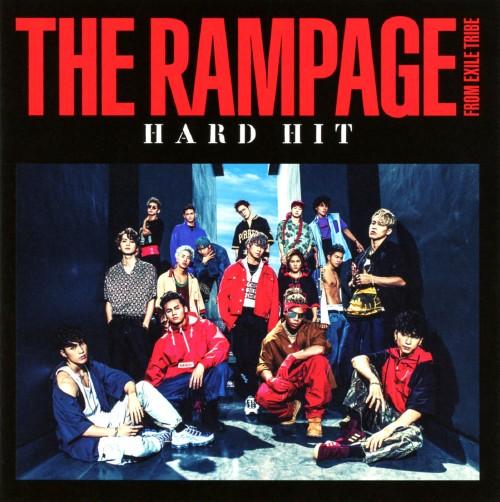 【中古】HARD HIT/THE RAMPAGE from EXILE TRIBE